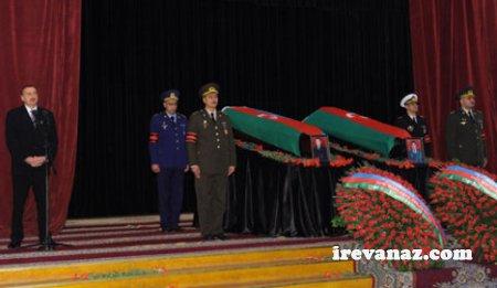 Азербайджан воздает должное своим героям