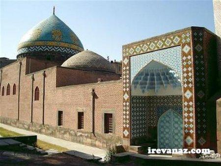 «Գյոյ Մաչիդն» ադրբեջանցի ճարտարապետների ստեղծած  ամենագեղեցիկ կոթողներից է
